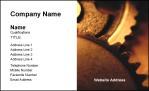 business card template thumbnail