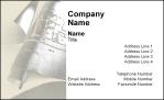 business card template thumbnail